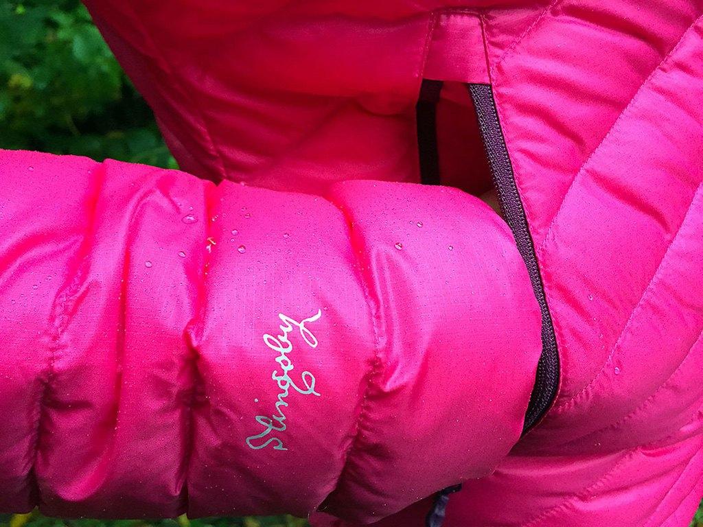 Bergans Slingsbytind Down Lady Jacket Hood
