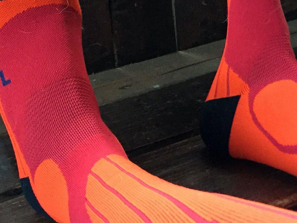 CEP Ski Thermo Socke