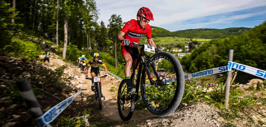 20 Kreidler-Fachhändler zu Gast beim UCI MTB World Cup 2016 in ...