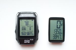 Sigma Rox 7-0 GPS und Sigma Pure 1