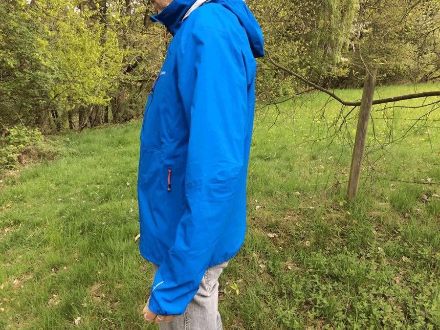 Leichte regenjacke schoffel
