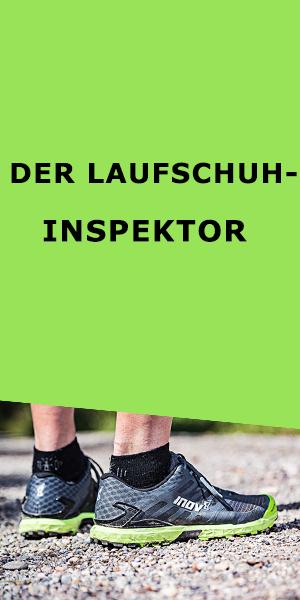 Der Laufschuh-Inspektor