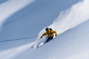 PFC frei in den Winter die neue Jack Wolfskin Snow Sports