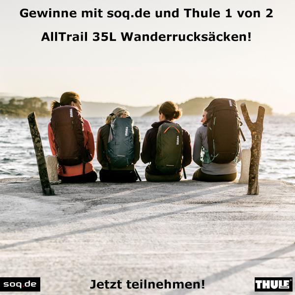 Thule Trekking Gewinnspiel